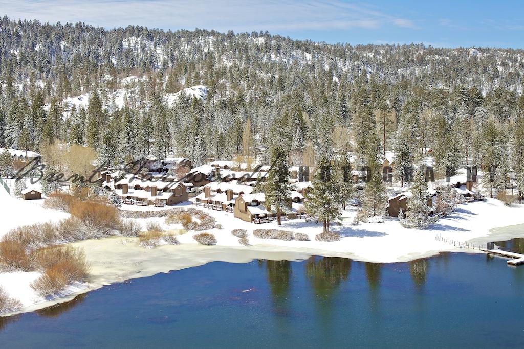 Big Bear Aerial Photo 286