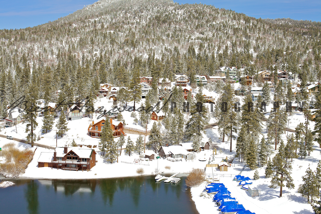 Big Bear Aerial Photo 129