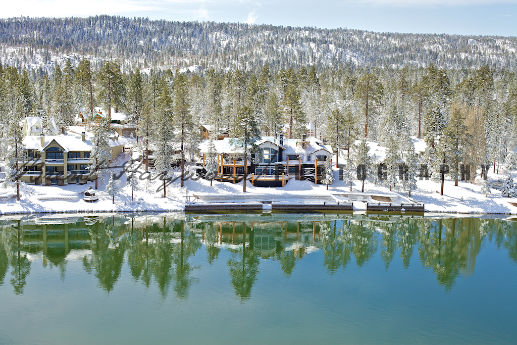 Big Bear Aerial Photo 326