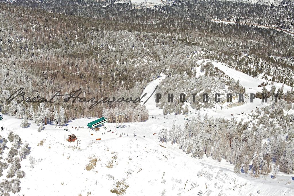 Big Bear Aerial Photo 55