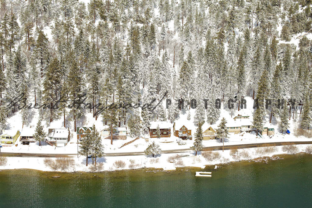 Big Bear Aerial Photo 153