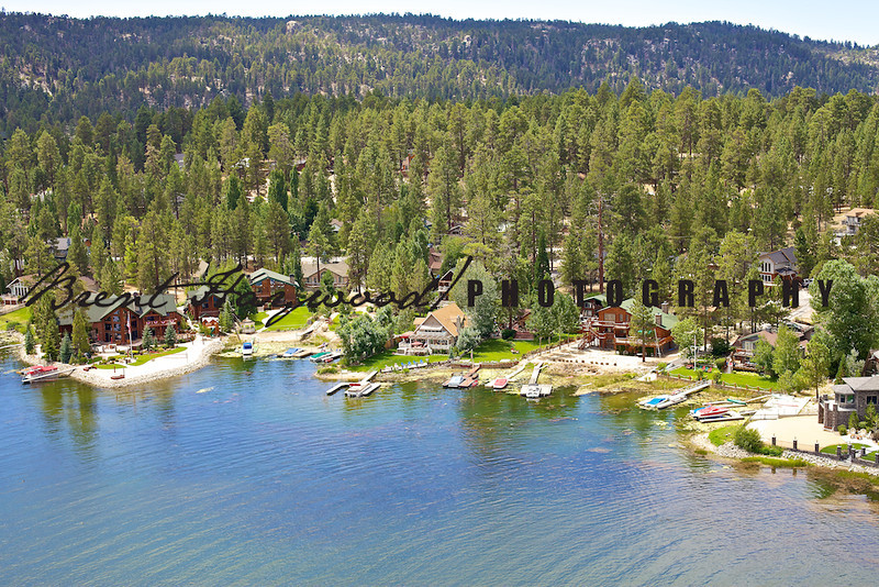 Big Bear Lake Aerial Photo IMG_9056