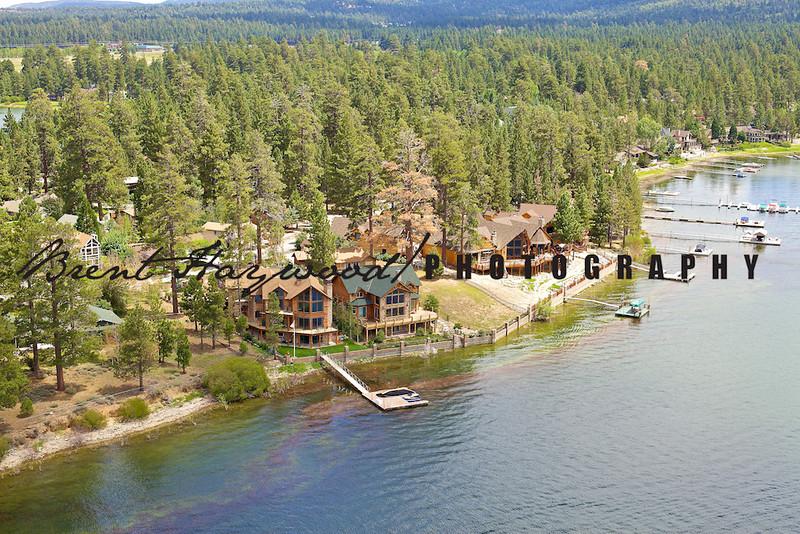 Big Bear Lake Aerial Photo IMG_8957