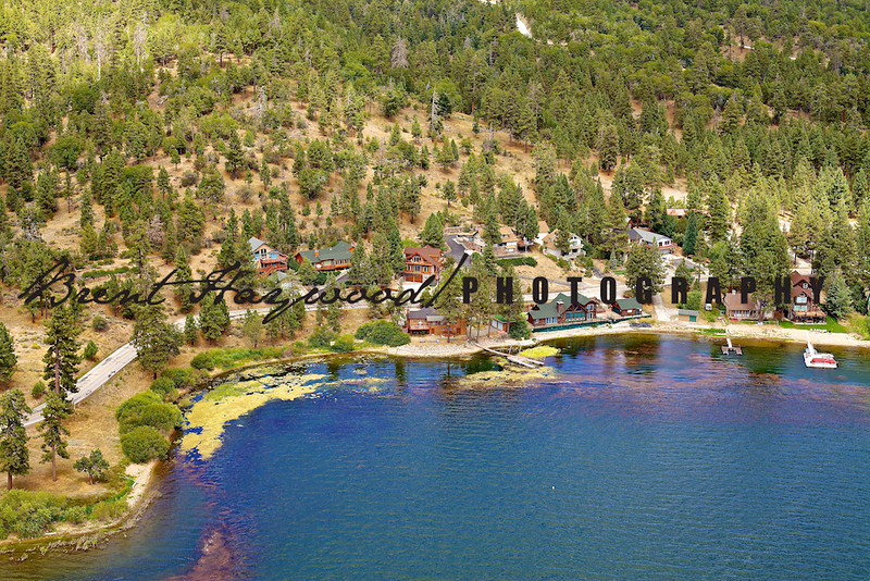 Big Bear Lake Aerial Photo IMG_9366