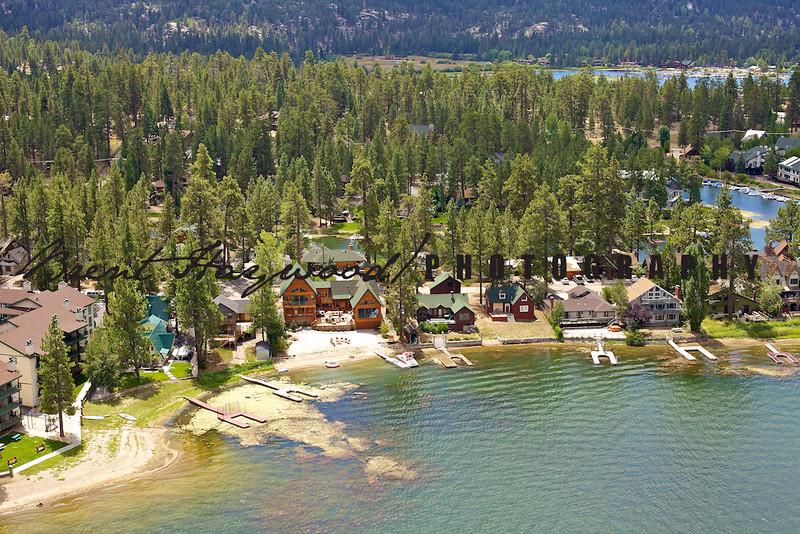 Big Bear Lake Aerial Photo IMG_9005