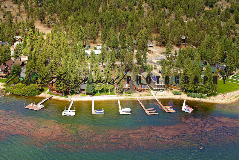 Big Bear Lake Aerial Photo IMG_9370