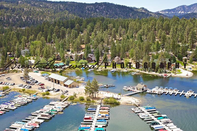Big Bear Lake Aerial Photo IMG_9052