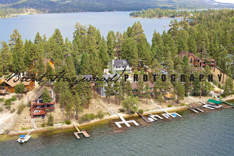 Big Bear Lake Aerial Photo IMG_9106