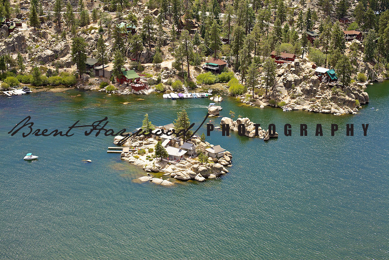 Big Bear Lake Aerial Photo IMG_9170