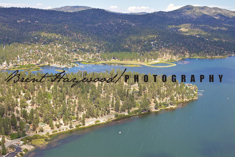 Big Bear Lake Aerial Photo IMG_9339