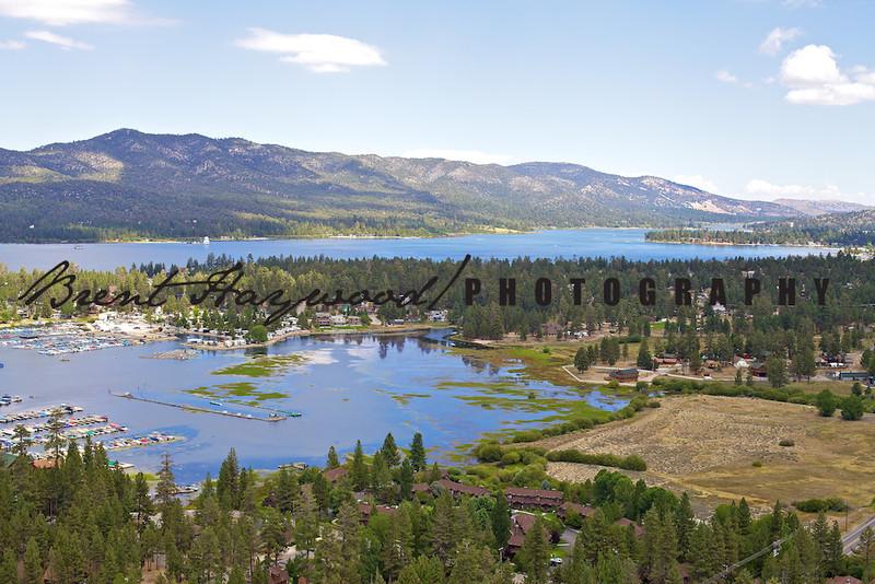 Big Bear Lake Aerial Photo IMG_9125