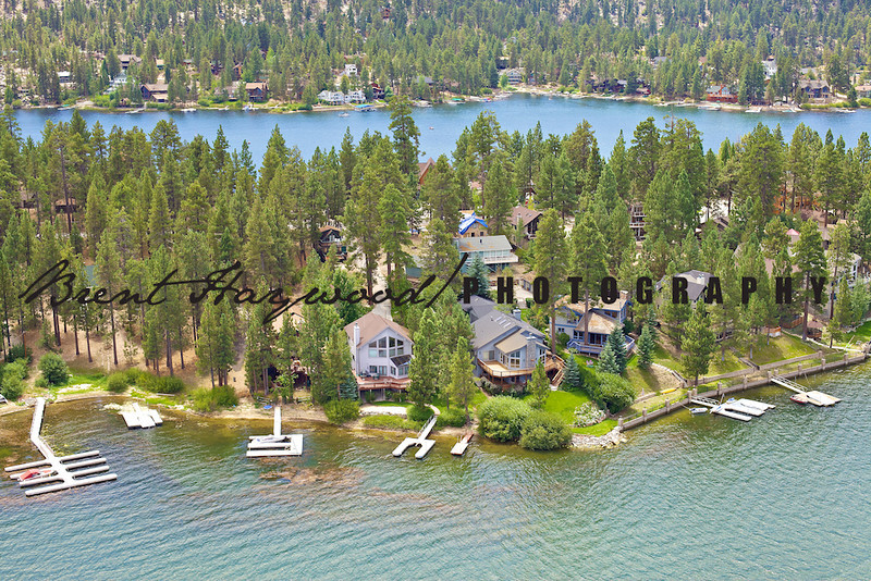 Big Bear Lake Aerial Photo IMG_9092