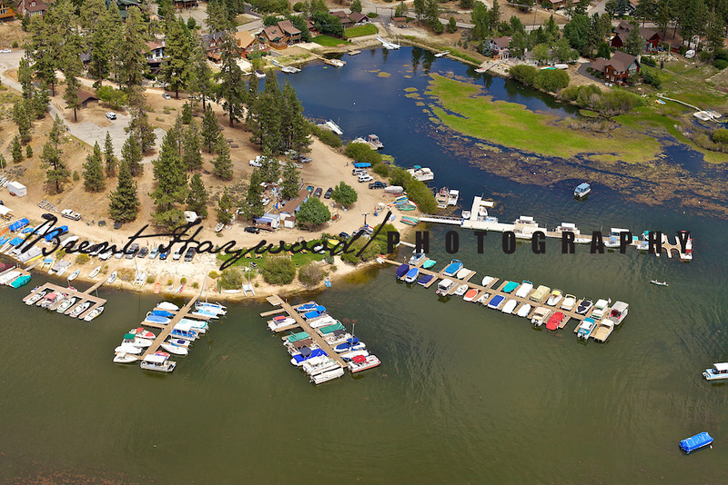 Big Bear Lake Aerial Photo IMG_9358