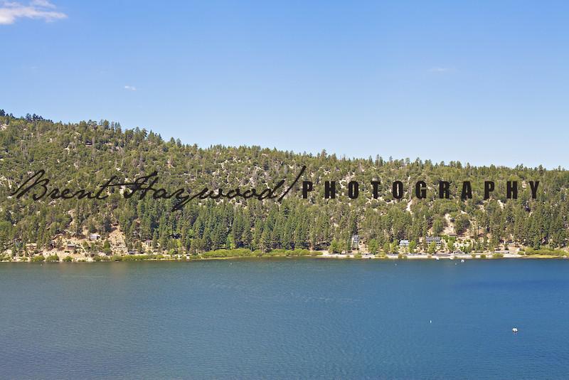 Big Bear Lake Aerial Photo IMG_9069