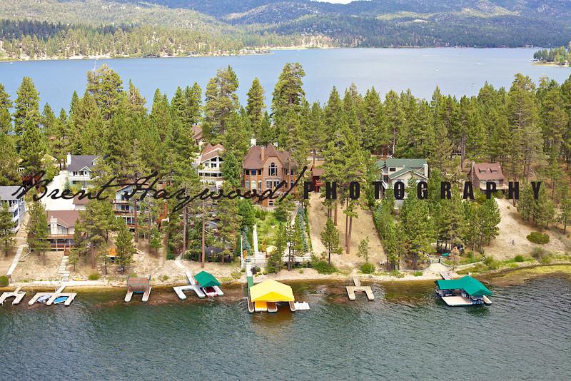 Big Bear Lake Aerial Photo IMG_9108