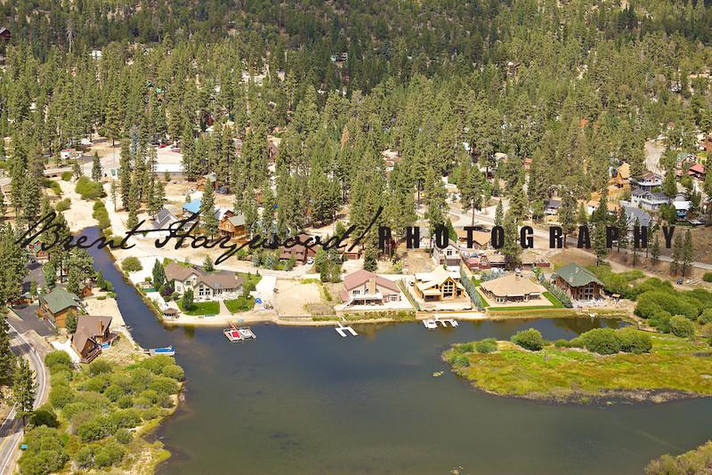 Big Bear Lake Aerial Photo IMG_9351