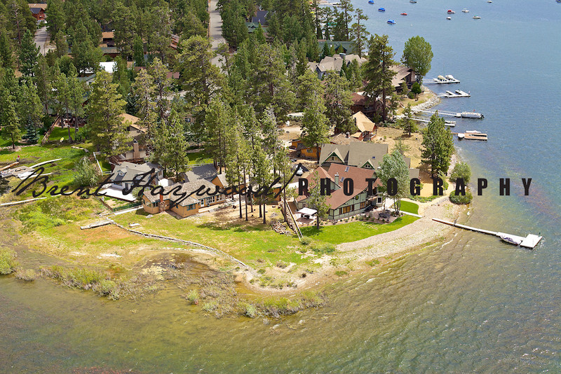 Big Bear Lake Aerial Photo IMG_9028