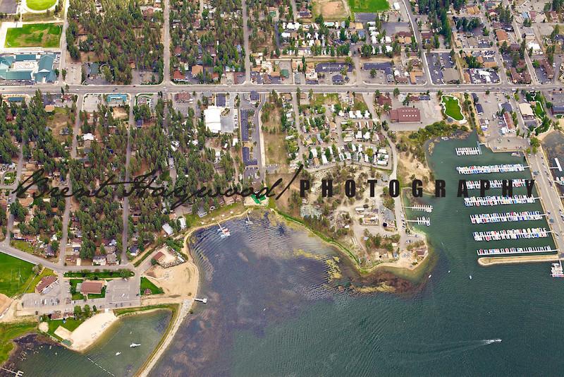 Big Bear Lake Aerial Photo IMG_9412