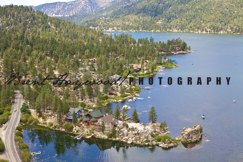 Big Bear Lake Aerial Photo IMG_9128
