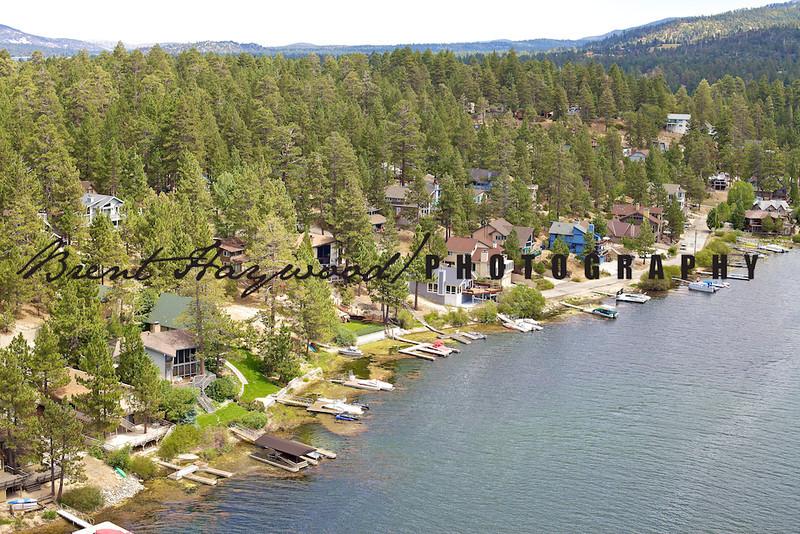 Big Bear Lake Aerial Photo IMG_9110