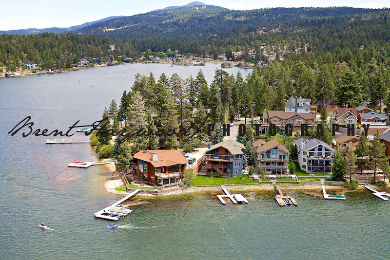 Big Bear Lake Aerial Photo IMG_9149