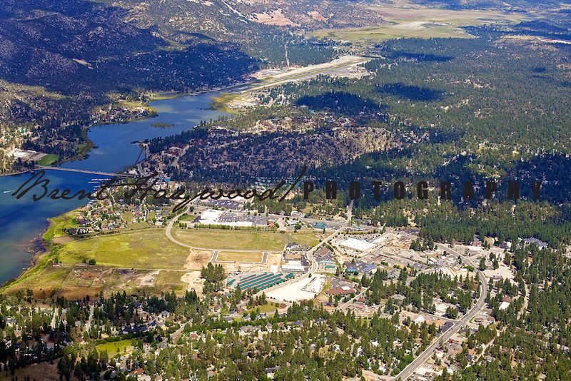 Big Bear Lake Aerial Photo IMG_9416
