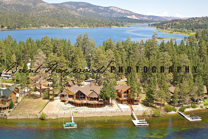 Big Bear Lake Aerial Photo IMG_8961