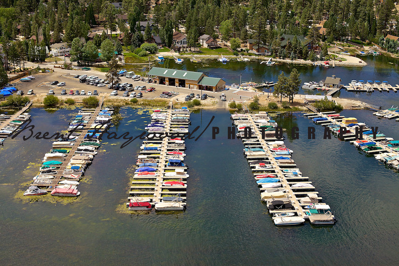 Big Bear Lake Aerial Photo IMG_9049