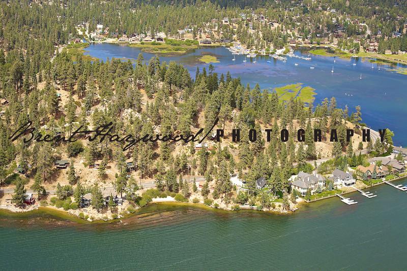 Big Bear Lake Aerial Photo IMG_9343