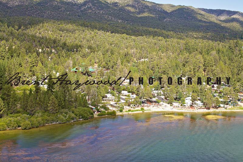 Big Bear Lake Aerial Photo IMG_9380