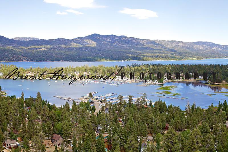 Big Bear Lake Aerial Photo IMG_9124