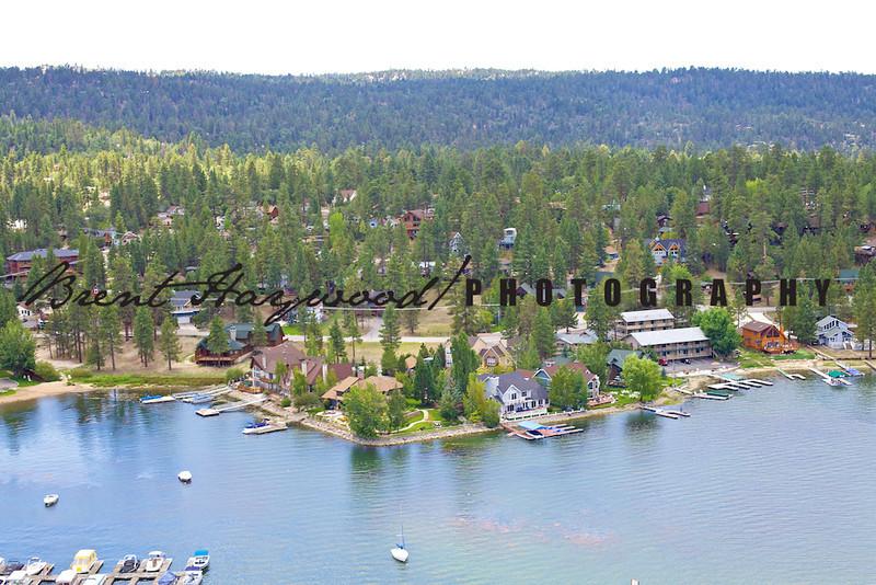 Big Bear Lake Aerial Photo IMG_8983
