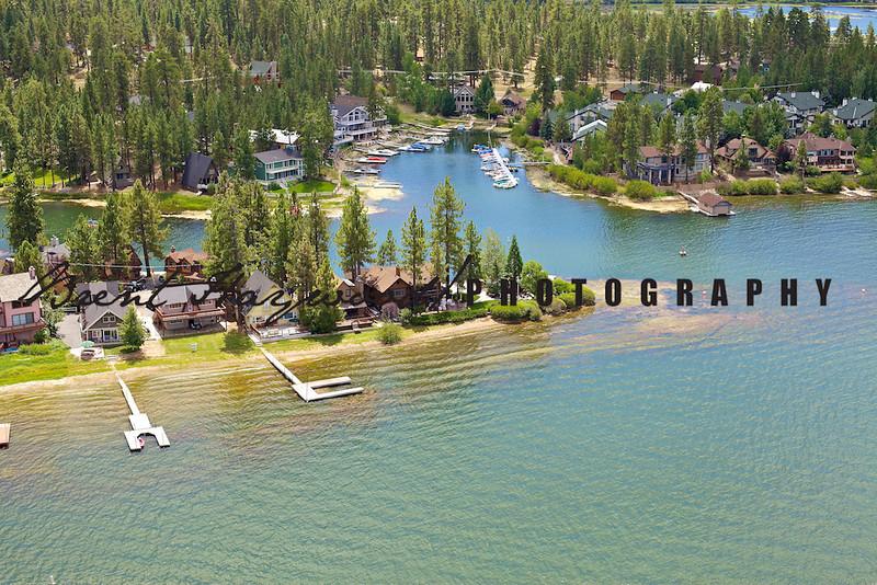 Big Bear Lake Aerial Photo IMG_9010