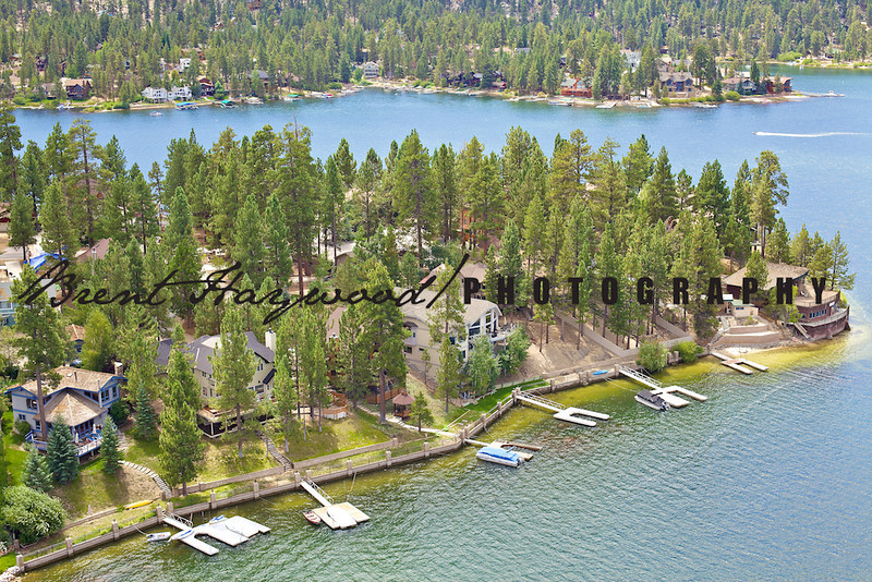 Big Bear Lake Aerial Photo IMG_9094