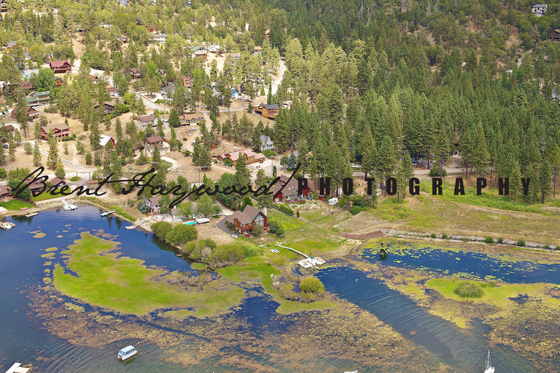 Big Bear Lake Aerial Photo IMG_9361