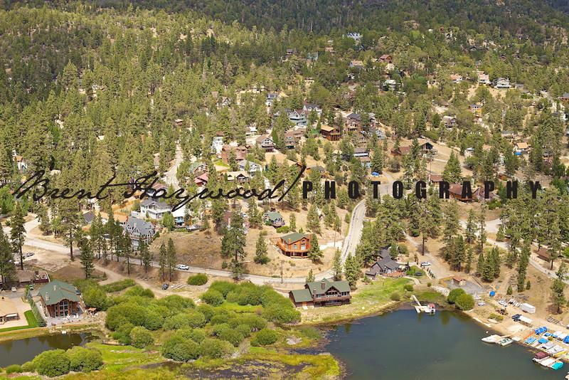 Big Bear Lake Aerial Photo IMG_9355
