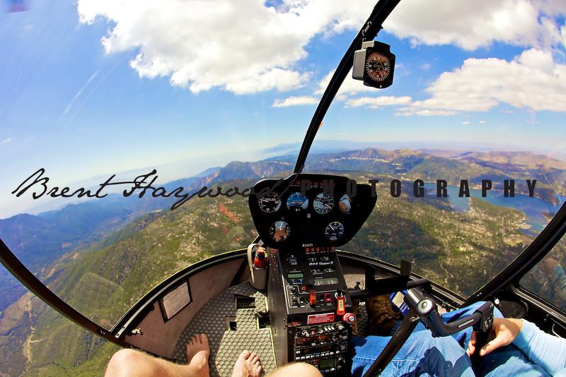 Big Bear Lake Aerial Photo IMG_3985
