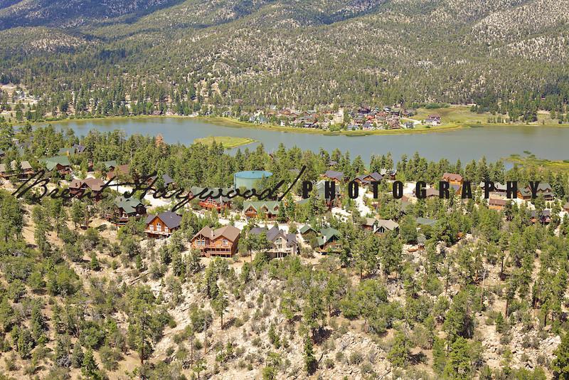 Big Bear Lake Aerial Photo IMG_8917