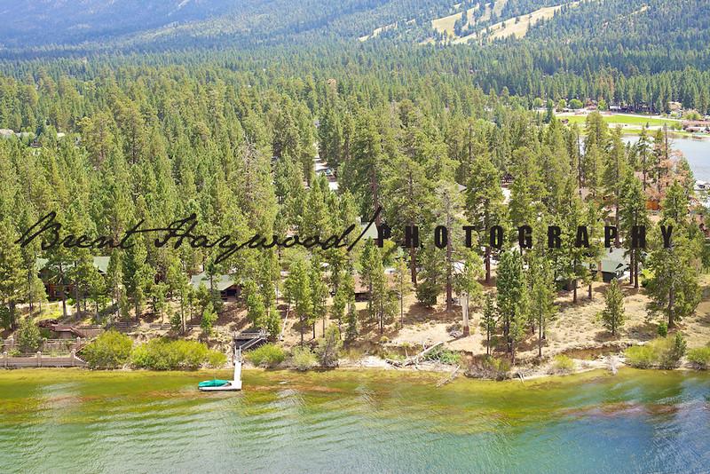 Big Bear Lake Aerial Photo IMG_8955