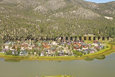 Big Bear Lake Aerial Photo IMG_8925