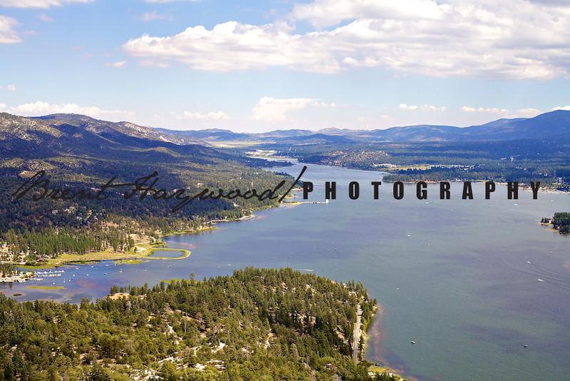 Big Bear Lake Aerial Photo IMG_9335