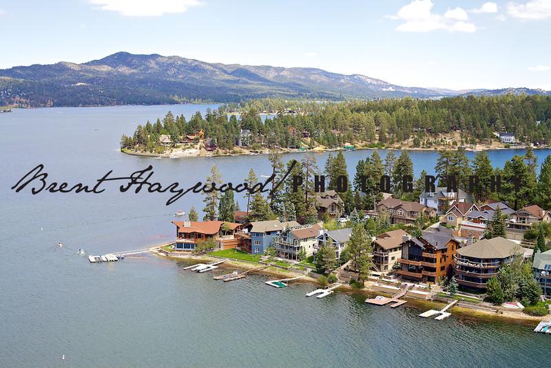 Big Bear Lake Aerial Photo IMG_9155