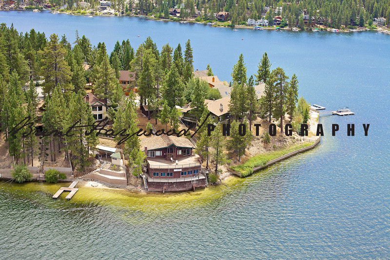 Big Bear Lake Aerial Photo IMG_9098