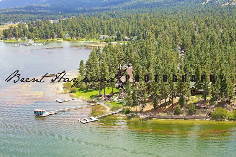 Big Bear Lake Aerial Photo IMG_8954
