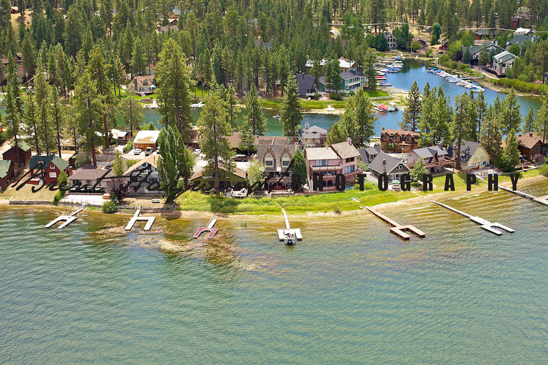 Big Bear Lake Aerial Photo IMG_9008