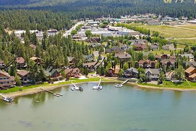 Big Bear Lake Aerial Photo IMG_8937