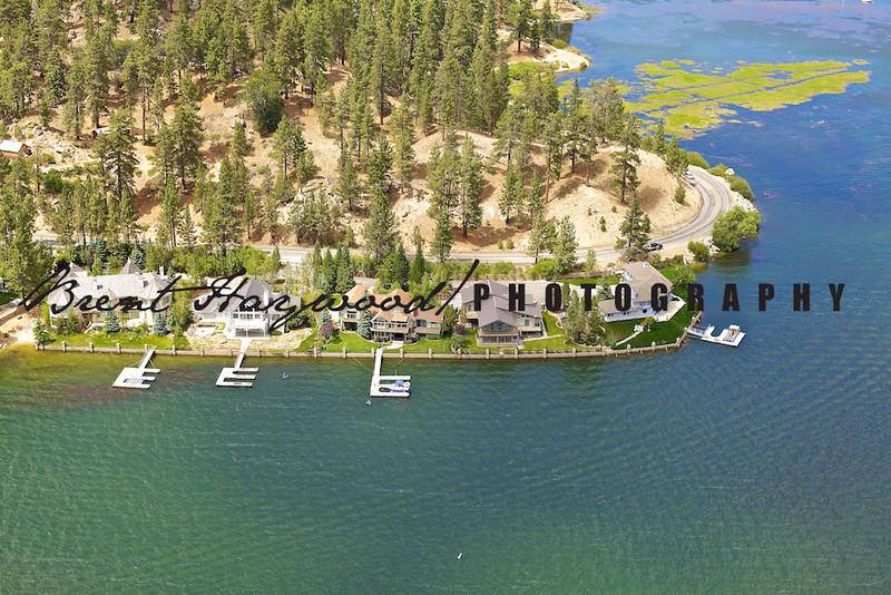 Big Bear Lake Aerial Photo IMG_9346