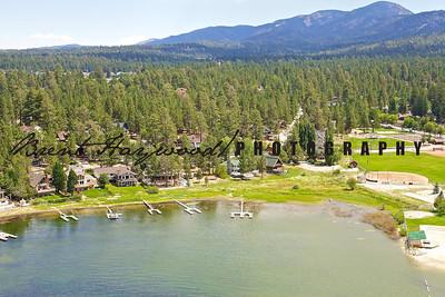 Big Bear Lake Aerial Photo IMG_8966