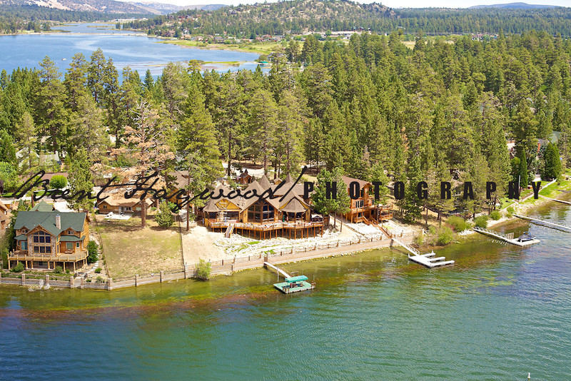 Big Bear Lake Aerial Photo IMG_8959