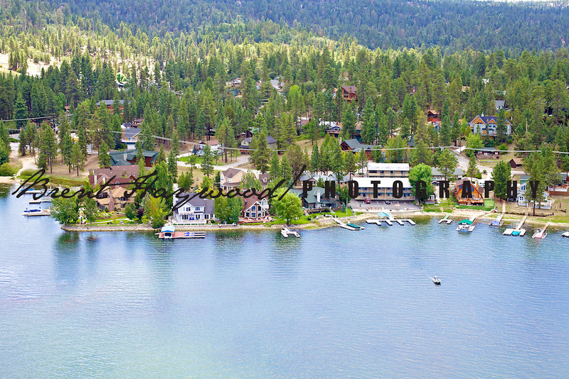 Big Bear Lake Aerial Photo IMG_8988